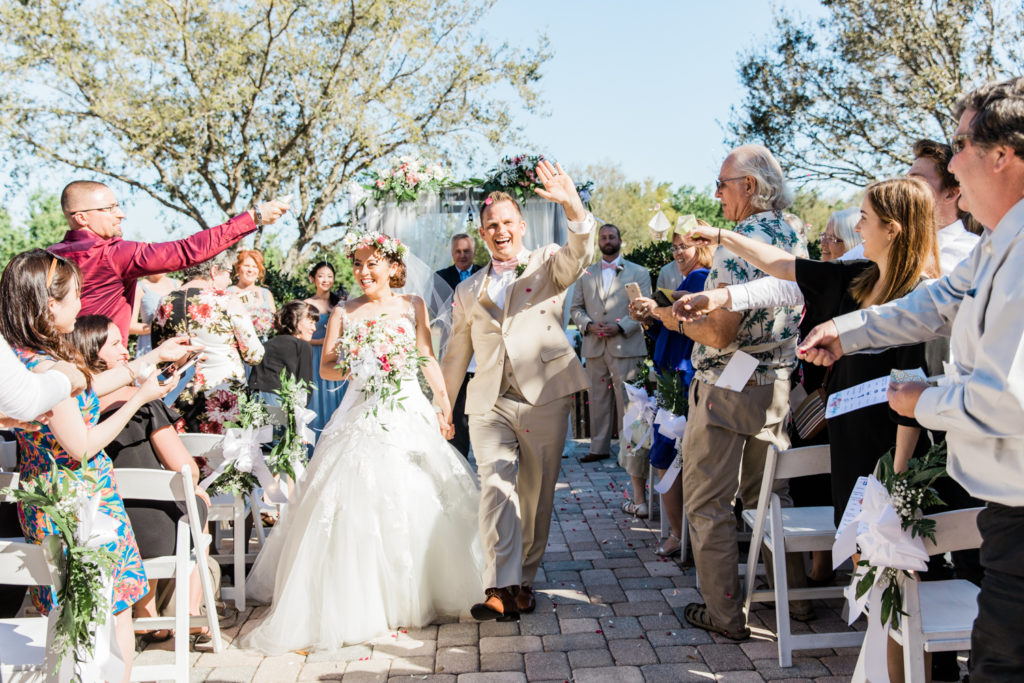 Mystic Dunes Golf Club wedding , Orlando, Florida