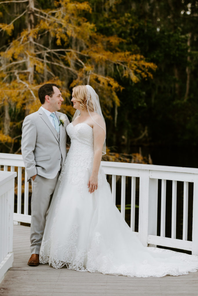 Paradise Cove Wedding, Orlando, Florida