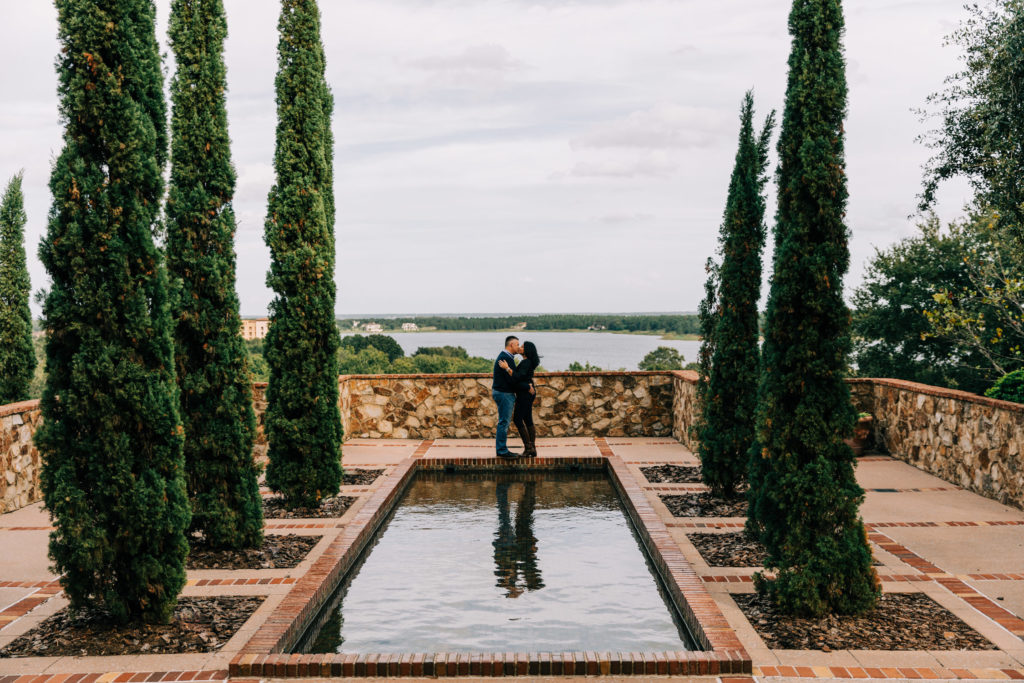 Bella Collina Engagement, Montverde, Florida