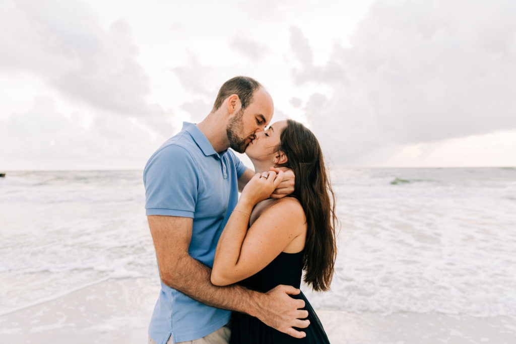 Beer Can Island Engagement, Longboat Key FL