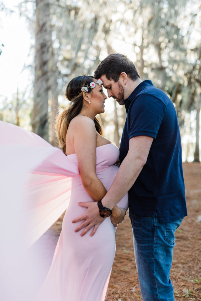 Orlando maternity photographer, Kraft Azalea gardens