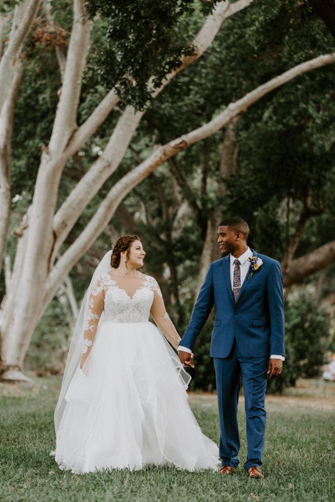 Ruth Eckerd Hall Wedding, Clearwater, FL