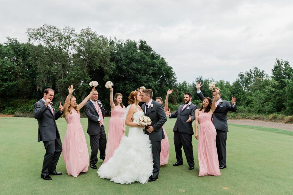 Mystic Dunes Golf Club Wedding, Orlando Wedding Photographer
