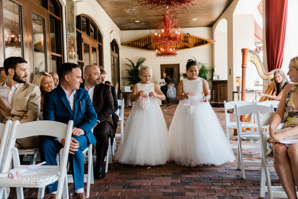 Bohemian Hotel Wedding Celebration Florida