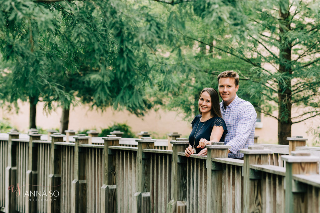Rollins College Engagement Photographer