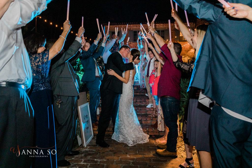 Casa Feliz Wedding
