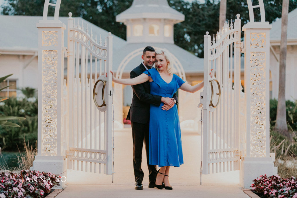 Disney's Grand Floridian Resort & Spa Engagement