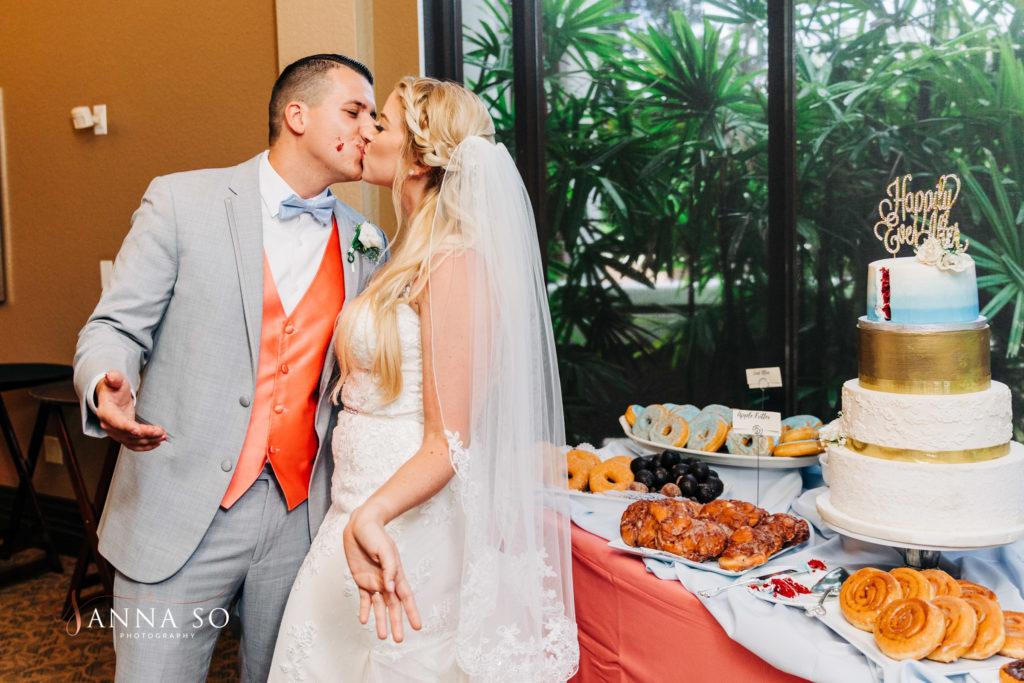 Mystic Dune Wedding, Orlando, Florida