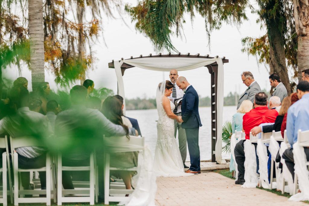 Paradise cove wedding