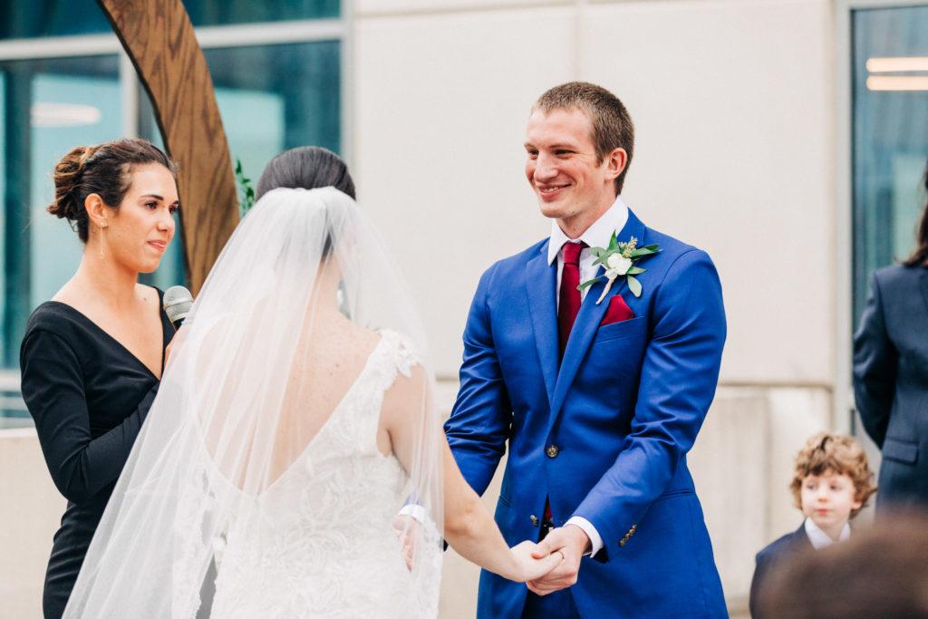 The Balcony Orlando Wedding